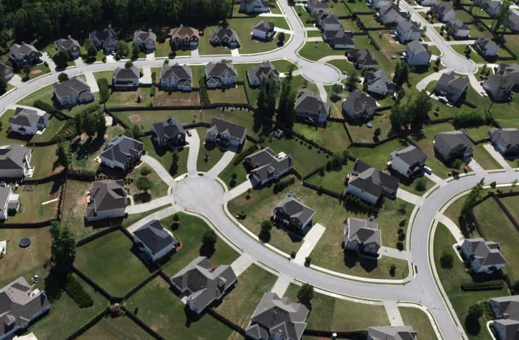 Neighborhoods in Roswell GA