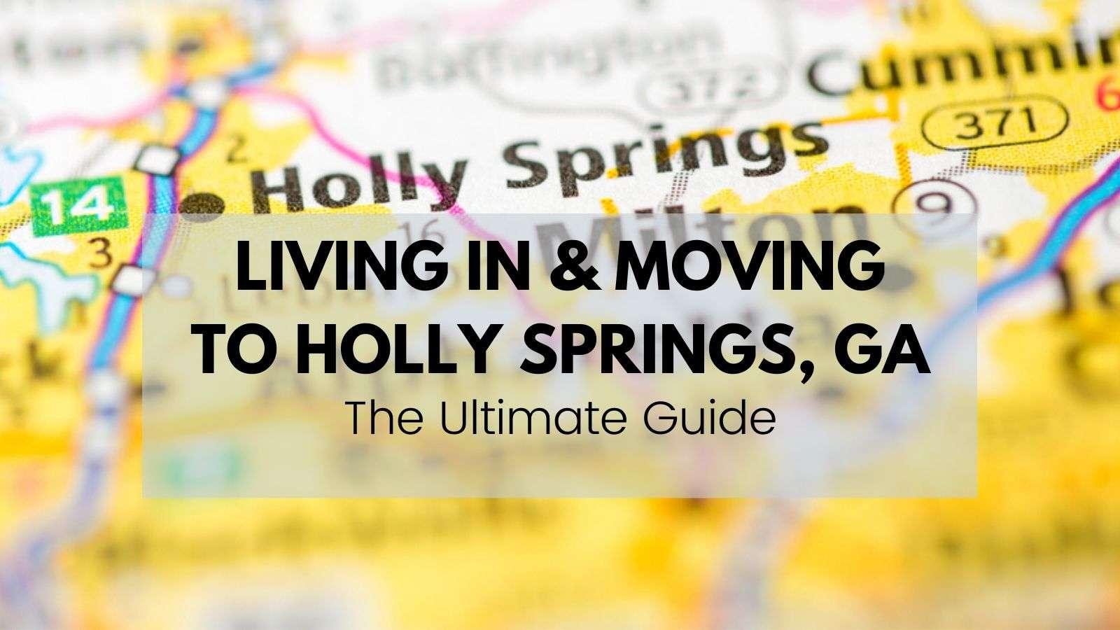 living in holly springs