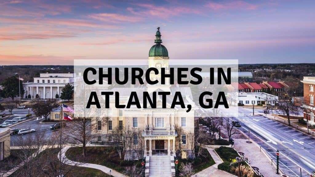 Churches in Atlanta, GA