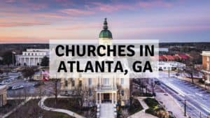 Churches in Atlanta, GA
