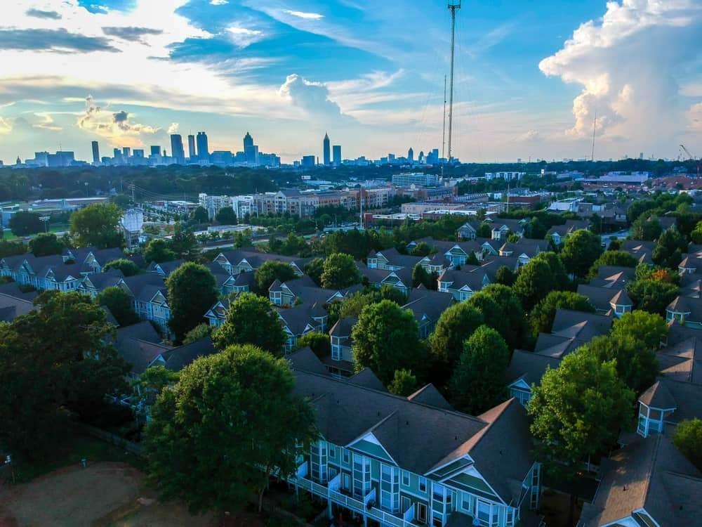 Neighborhoods in Grant Park, Atlanta, GA